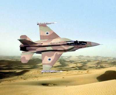 Israeli F-16i Airforce