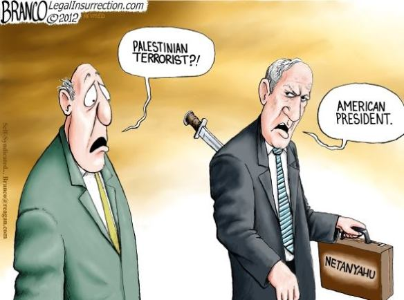Obama Backstabbed Netanyahu